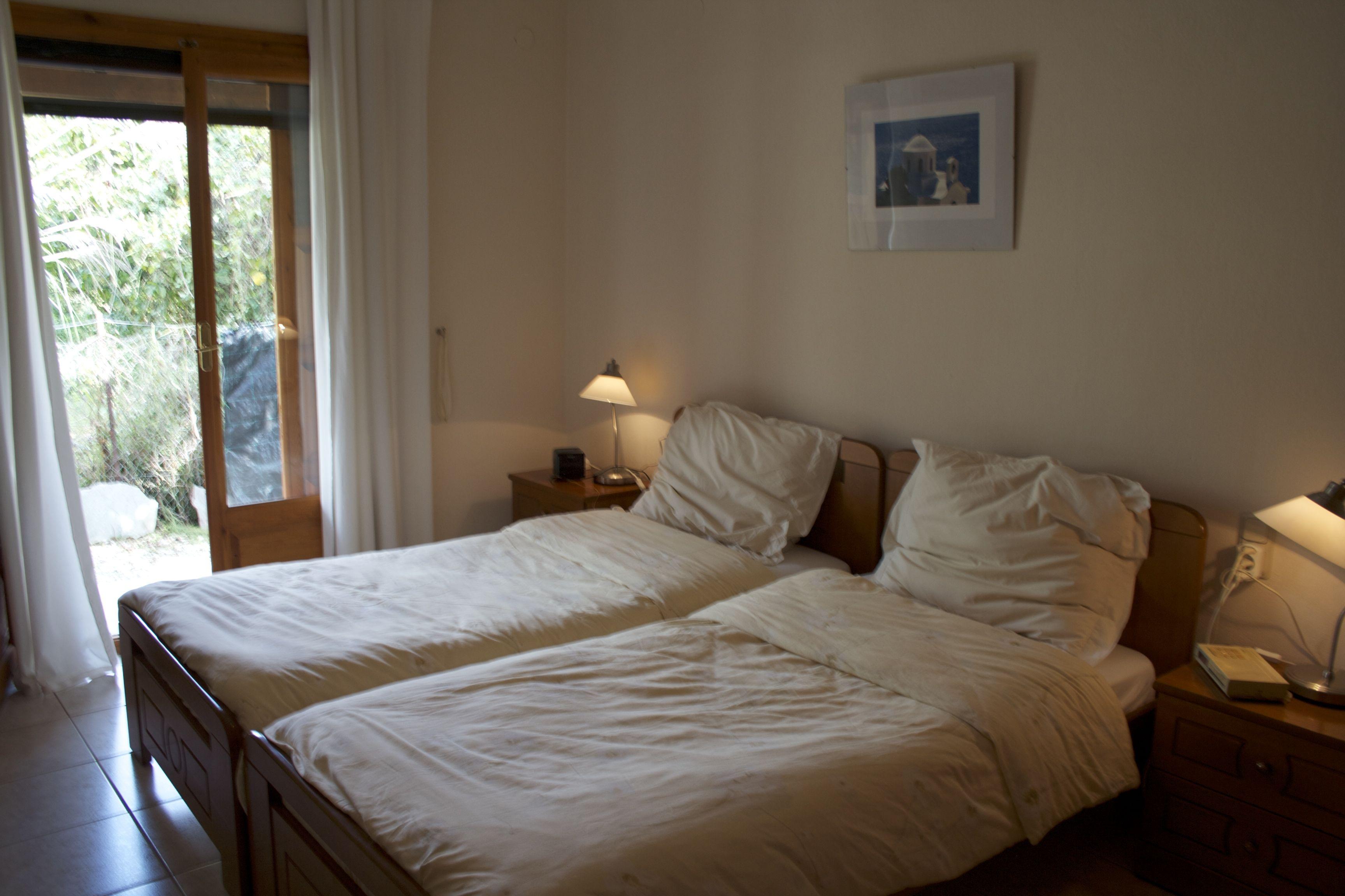Huis - Slaapkamer klein gebied ...